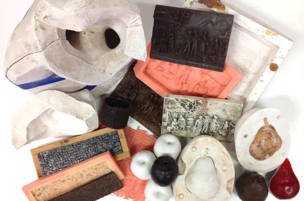 Atelier de moulage en plâtre - Partie 1