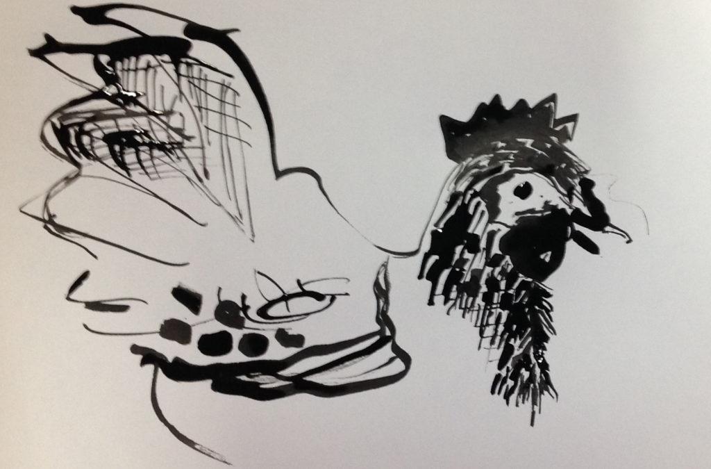Atelier de dessin d'après modèle vivant ou nature morte